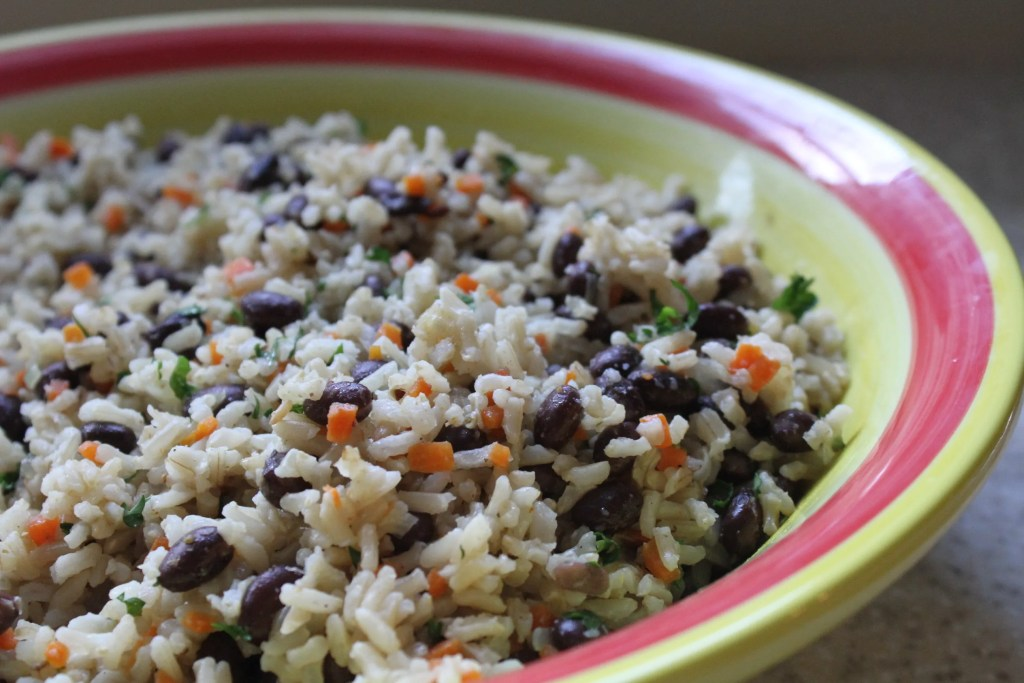 Mexican-Rice-With-Black-Beans