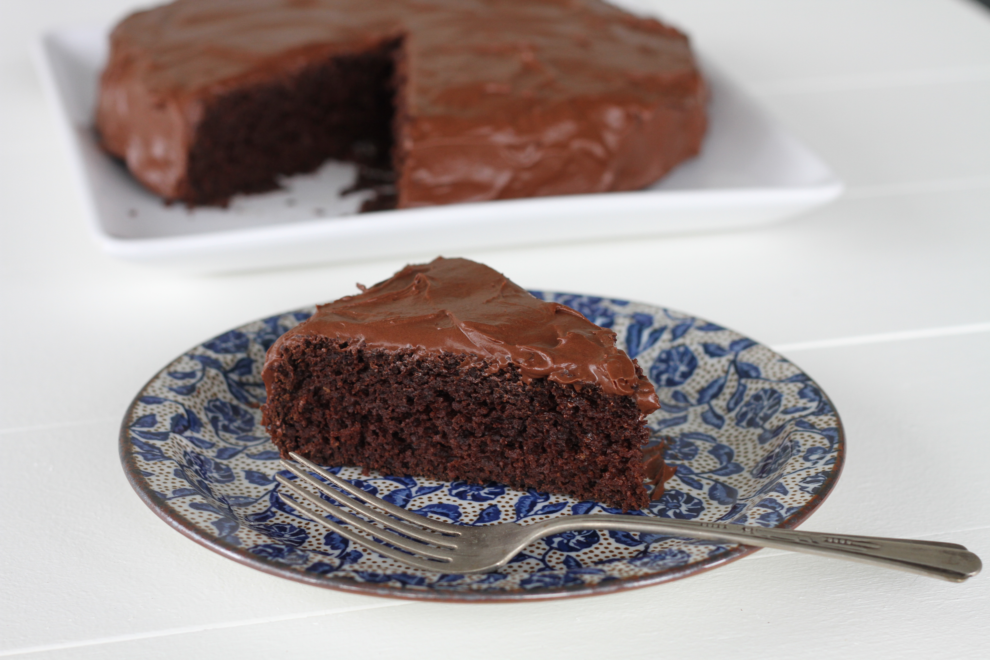 One Bowl Chocolate Cake - Brittany's Pantry : Brittany's Pantry