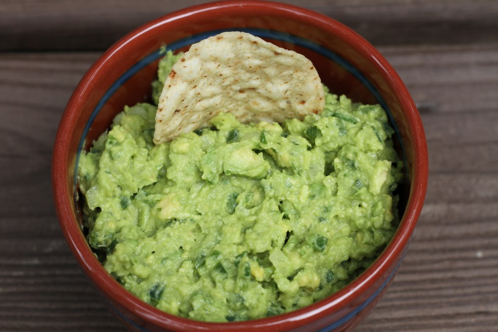 Traditional (and the best) Guacamole from Brittany's Pantry