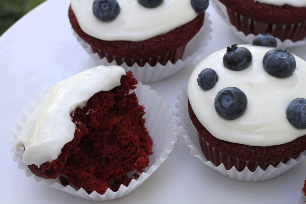 The BEST Red Velvet Cupcake Recipe EVER! {Brittany's Pantry}