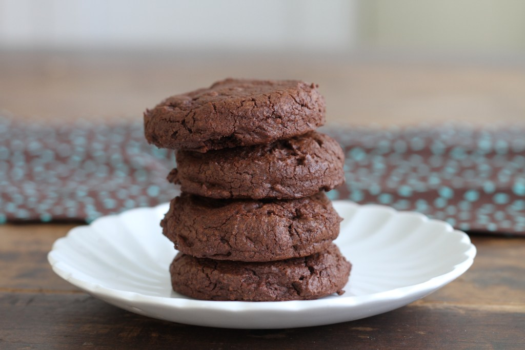 Triple Chocolate Mexican Cookies