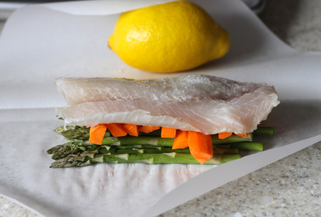 How To: Fish Baked in Parchment