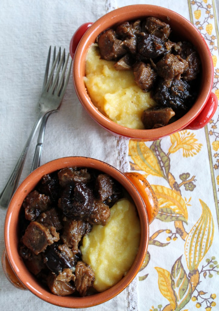 Pork & Prune Stew | Brittany's Pantry