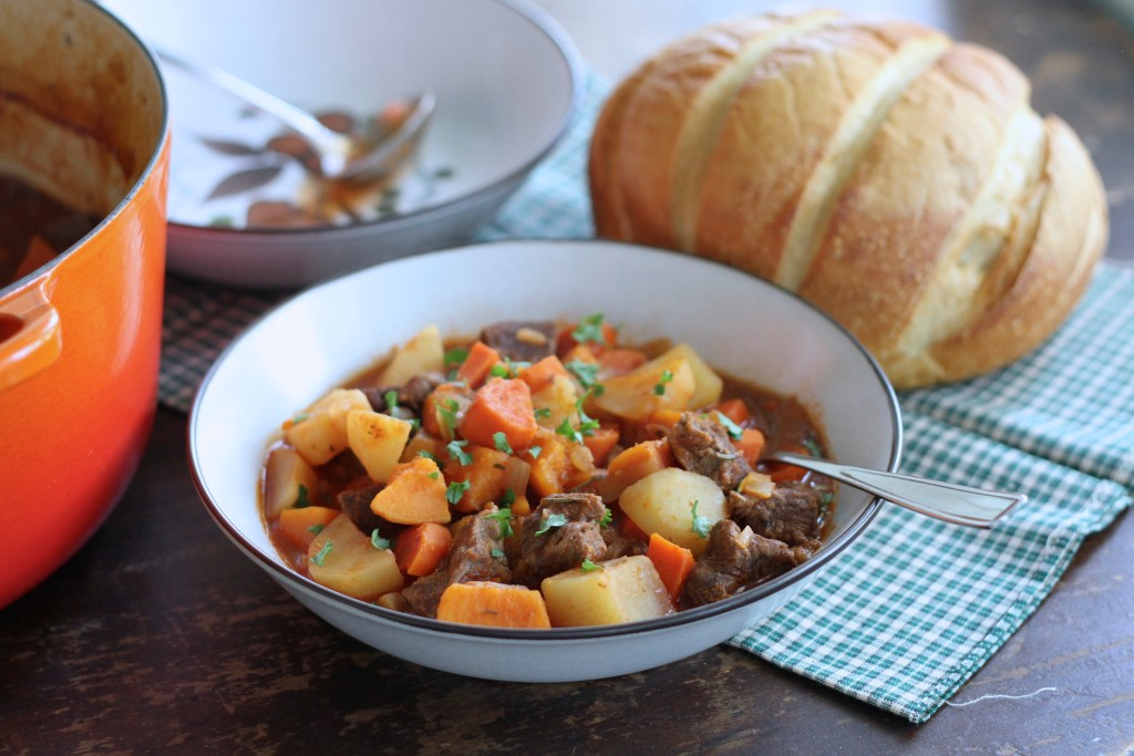 Simple & Classic Beef Stew is always a good idea. This paleo version from Brittany's Pantry doesn't ever disappoint.