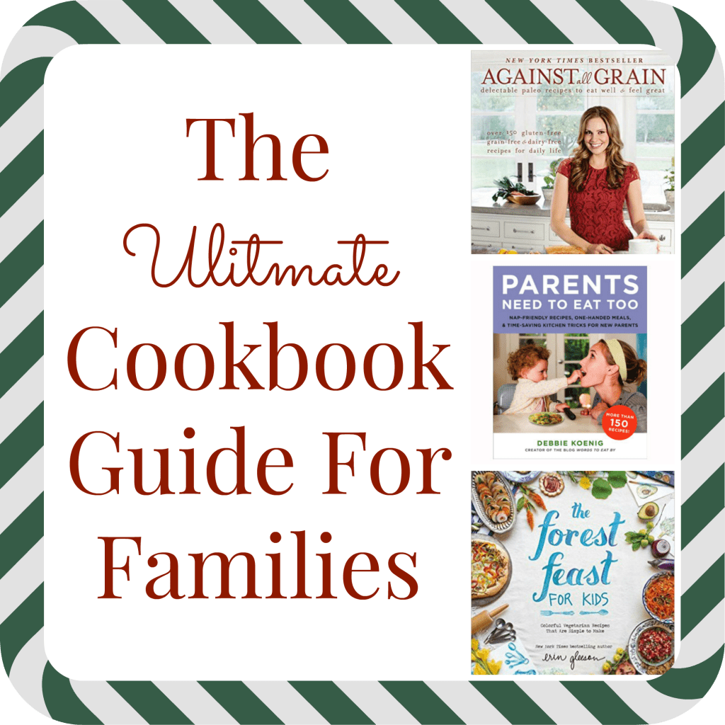This is the Ultimate Holiday Cookbook Shopping Guide For Families! {Brittany's Pantry}