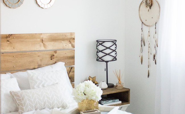 Hdblogsquad Diy Nightstands Headboard Brittany Stager