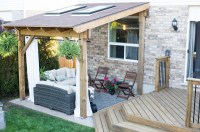 Covered Patio Reveal  Brittany Stager