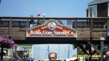 Bubba Gump!
