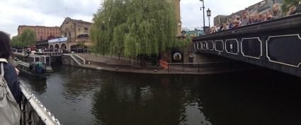 Regent's Canal in Camden Town