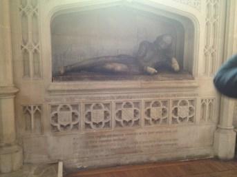Shakespeare's Burial