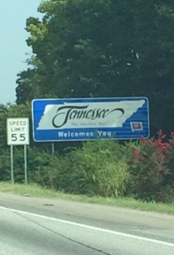 Welcome to Tennessee