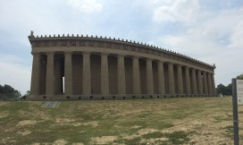 Parthenon (side)