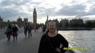 in front of Big Ben