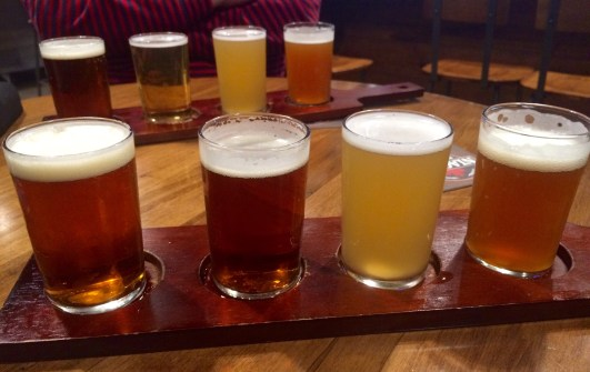 Beer Tasting at Niagara Brewing Company