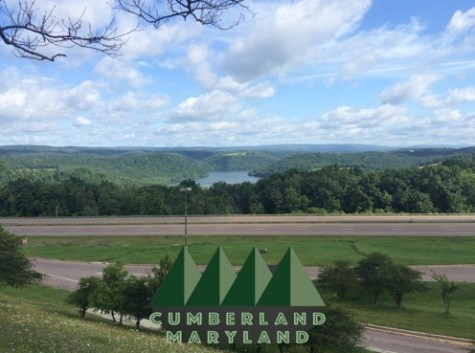 Scenic View in Cumberland MD