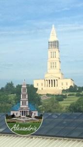 Alexandria Masonic Temple