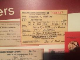 old Ohio Driver's LIcense