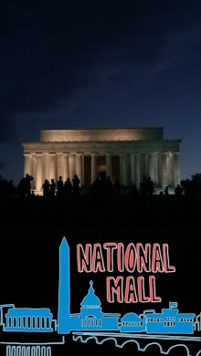 National Mall filter