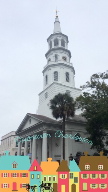 Church in Downtown Charleston