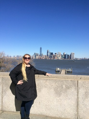 me in front of the skyline