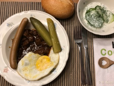 Wiener Fiakergulasch