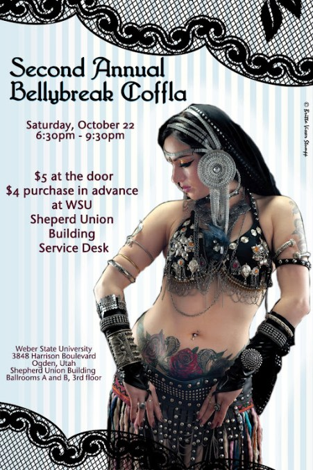 2nd Belly Break Coffla Poster
