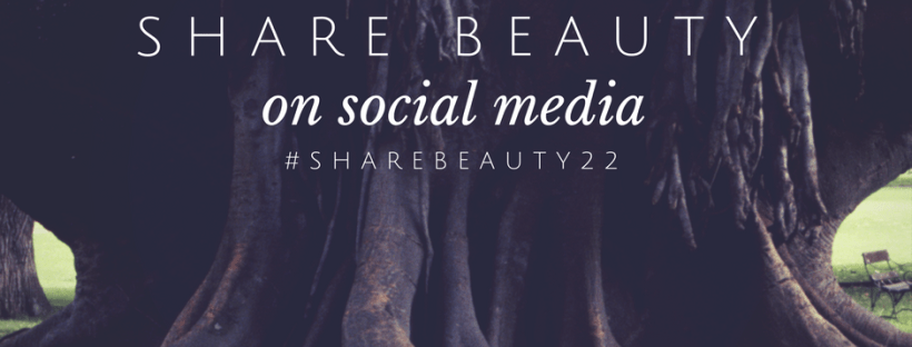 #sharebeauty November 1-22, 2017