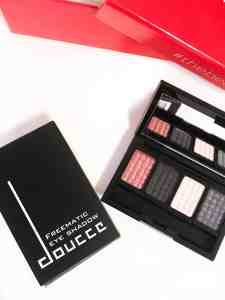 Doucce Eye Shadow QuadPalette
