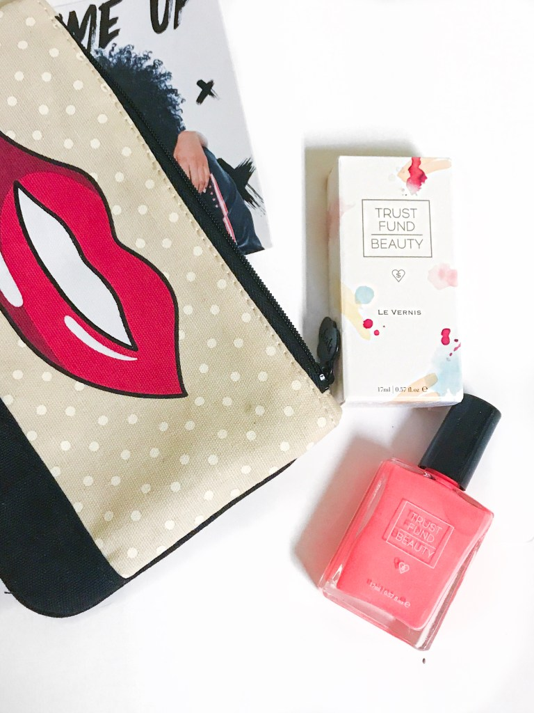 June 2017 Ipsy Glam Bag Trust Fund Beauty Nail Polish