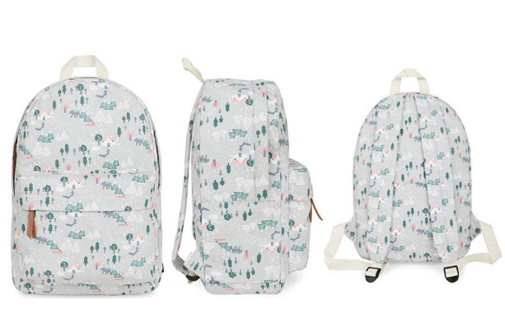 Forest Life FitMyFavo Back-to-School Backpack