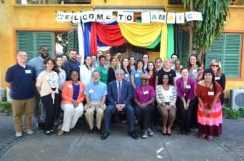 Peace Corps Jamaica HQ