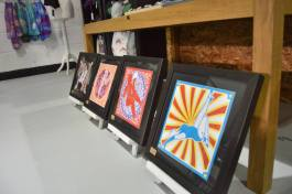 Burlesque Paper Cuts at Creative up North