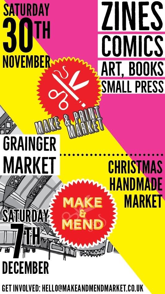 Make & Mend Market 2019 Magazine Ad