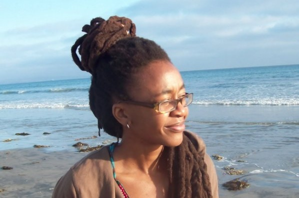 Nnedi Okoroafor. Author of Kabu-Kabu. Nigeria/US