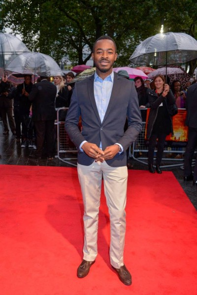 OC Ukeje london premiere half of a yellow sun