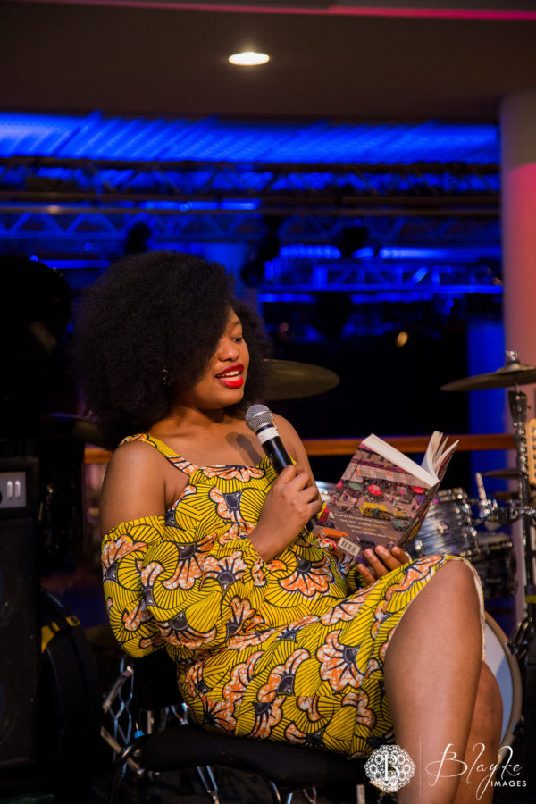 PHOTOS: Chibundu Onuzo Redefines the Classic Literary Book Launch Party