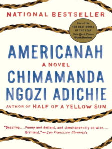 As Sales Approach the Million Mark, Is Americanah Now Adichie's Signature Novel?