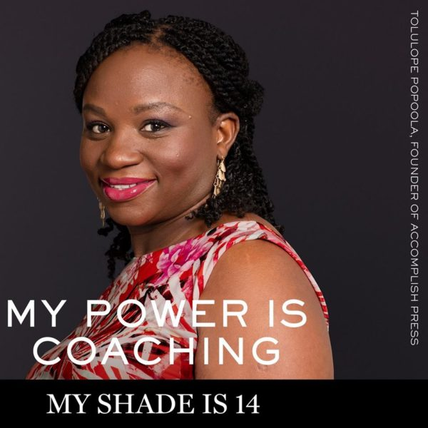 Nigerian Author Tolulope Popoola Is Featured in Lancôme Beauty Campaign