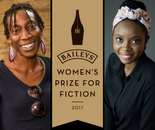Yewande Omotoso and Ayobami Adebayo Longlisted for 2017 Baileys Women's Prize