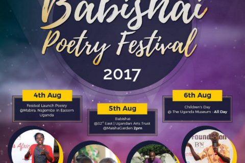 BABISHAI 2017 FLYER PURPLE