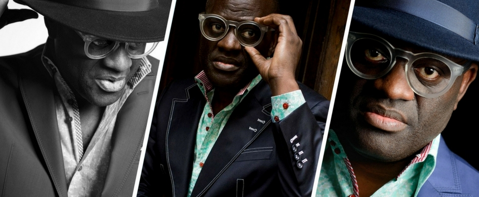 The Impossibly Dapper Novelist: A Look at Alain Mabanckou's Style File