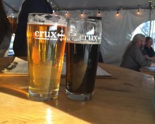 crux beer