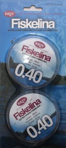 Fiskelina 2x100 m  040 mm 97 kg 1/