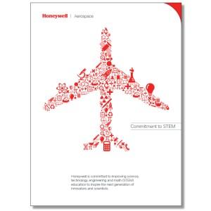 honeywell aerospace stem poster