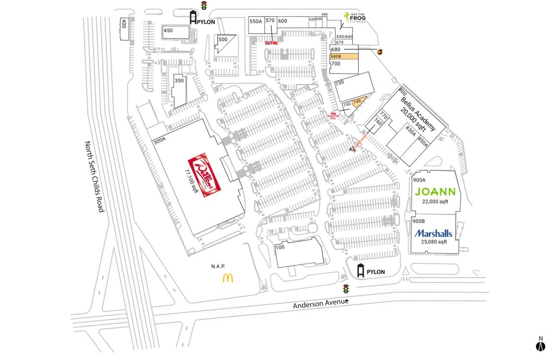 Manhattan  Ks  West Loop Shopping Center