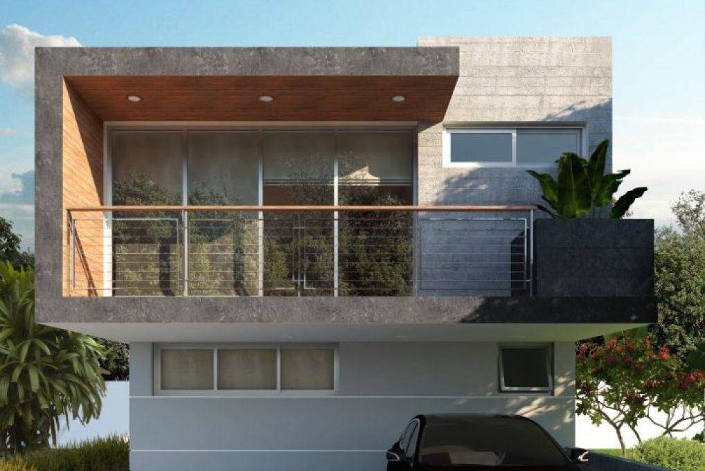 casa modelo d