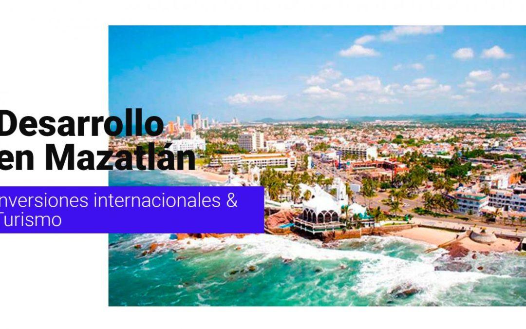 Desarrollo inmobiliario en Mazatlán