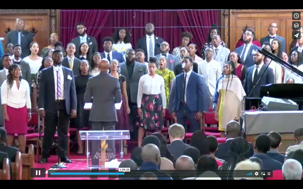 Aeolians in Worship Image