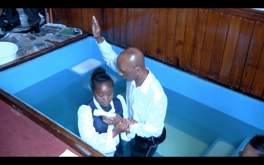 Comfort & Convenience + Baptismal Service Image