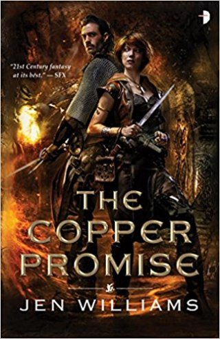 The Copper Promise - US Cover